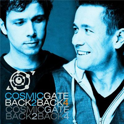 Cosmic Gate - Back2Back 4